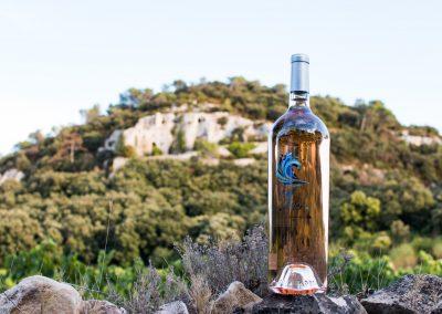 L'Effet-Mer, vin rosé