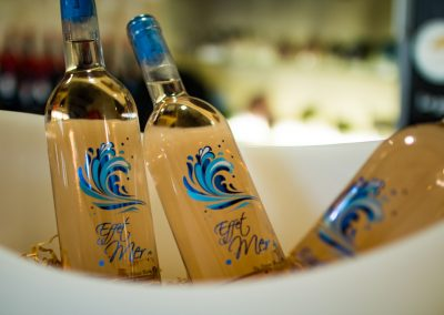 """L'Effet Mer"" is the flagship product of our winery"