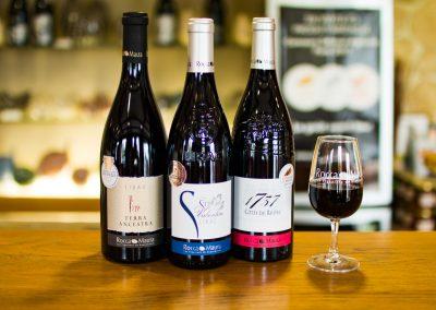 Qualitätsweine (Lirac, Tavel, Laudun, Côtes-du-Rhône)