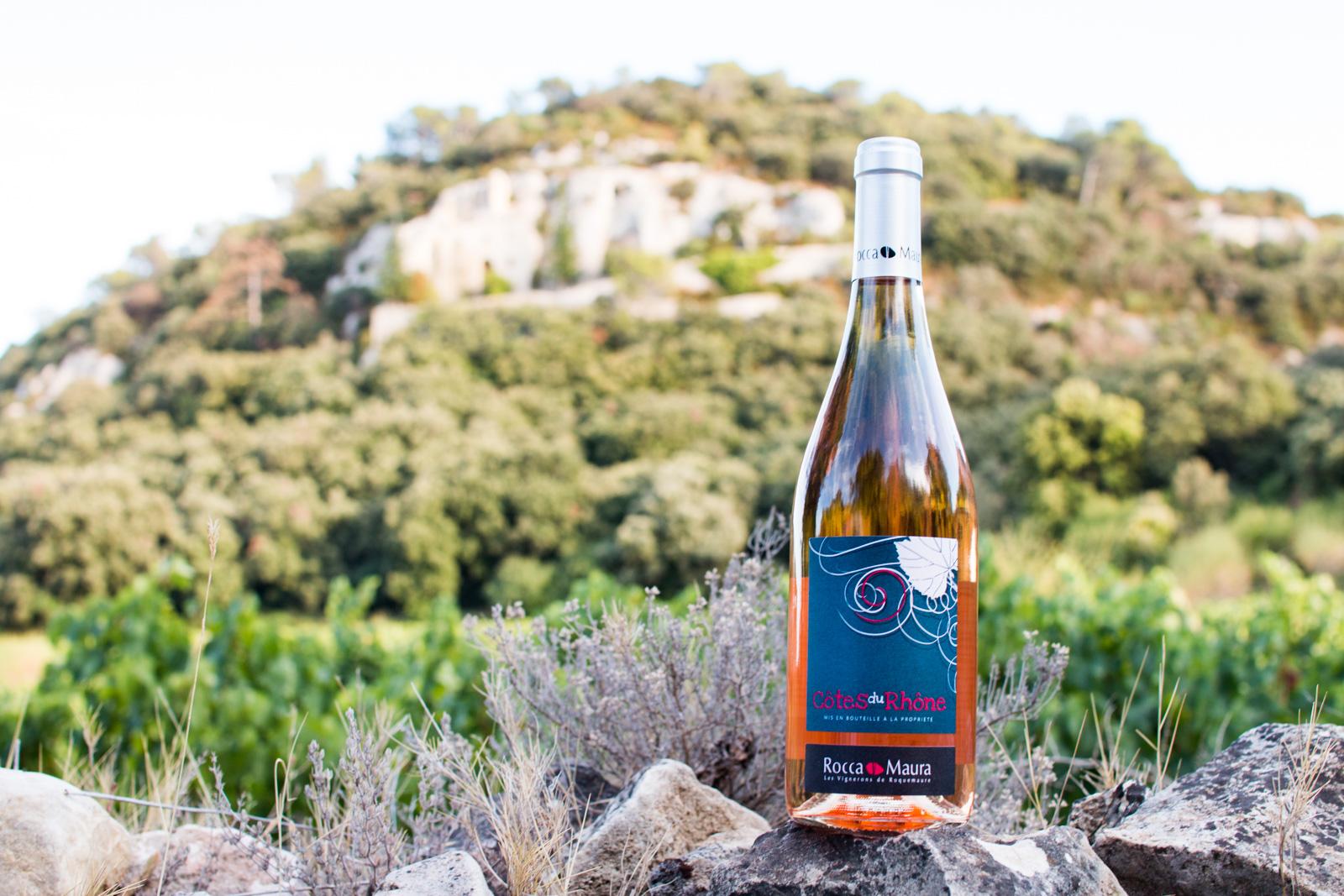 Côtes-du-Rhône - Tradition rosé