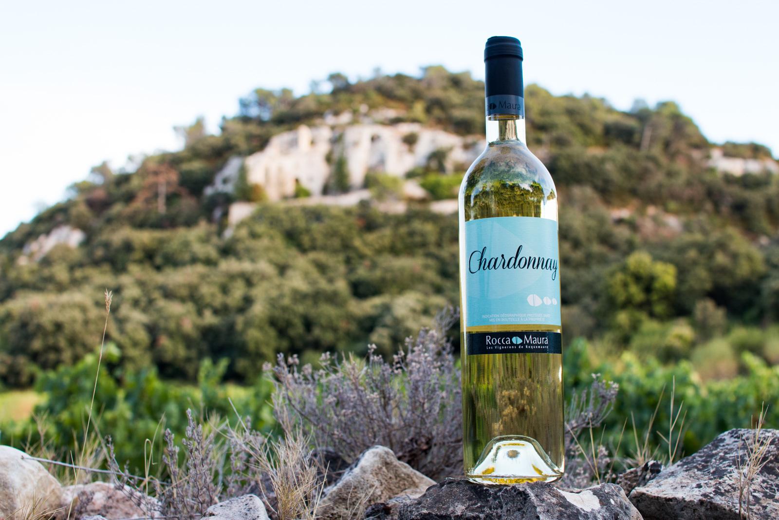 Chardonnay - IGP Gard - Blanc