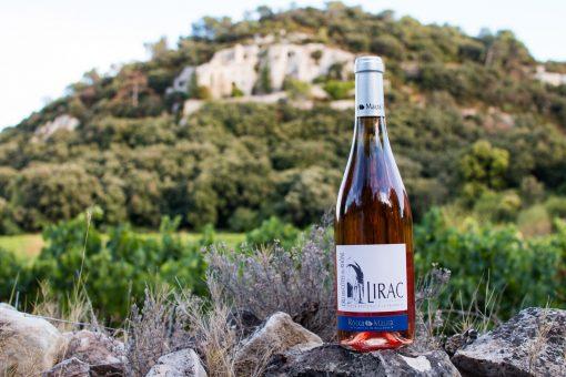 Lirac tradition rosé