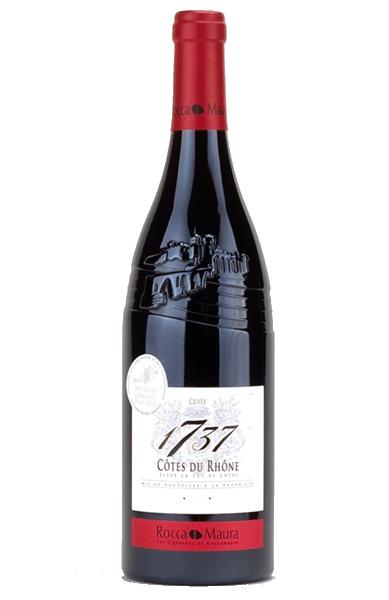 Cuvée 1737 - Rouge - Côtes-du-Rhône