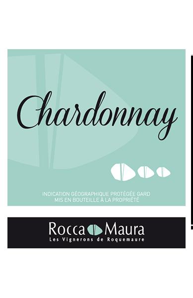 Chardonnay - Blanc - IGP Gard