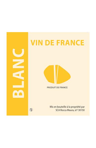 Vin Blanc - Vin de France - Fontaine 5L