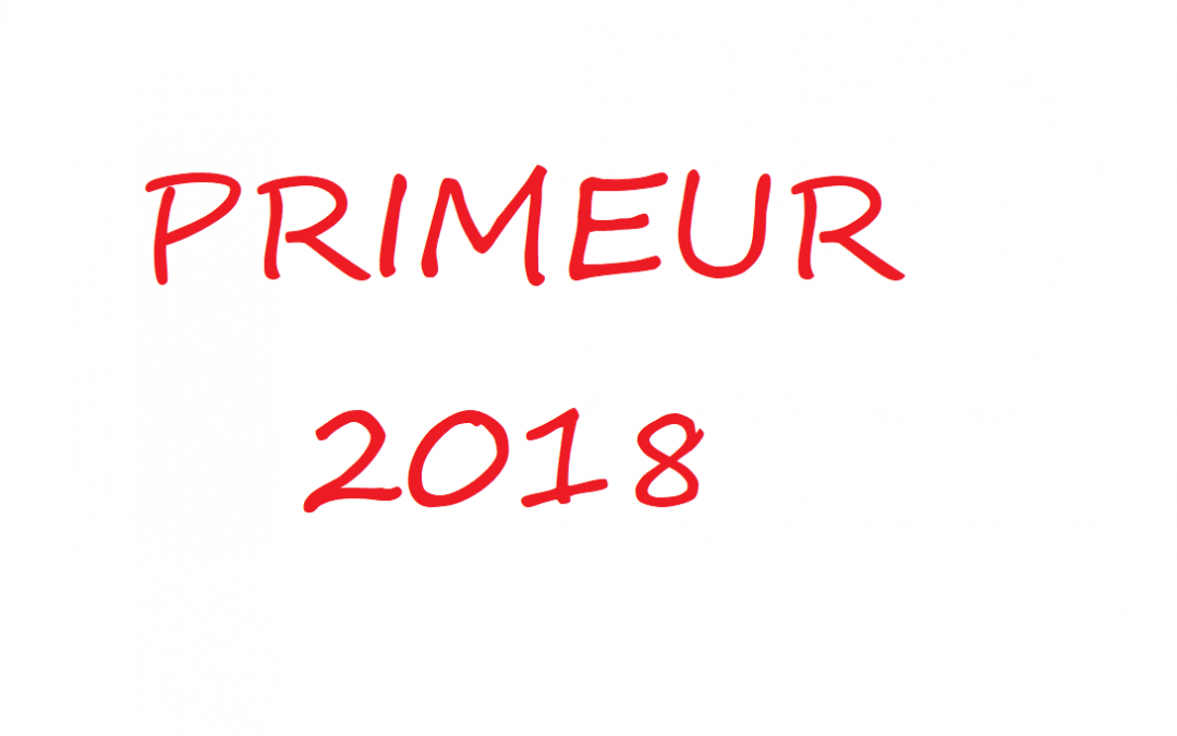 Week-end Primeur 2018