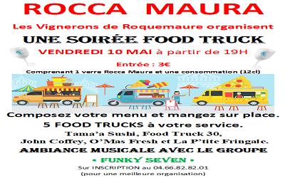 SOIRÉE FOOD TRUCK 2019