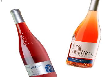 Nos Rosés sélectionnés par «LE POINT»