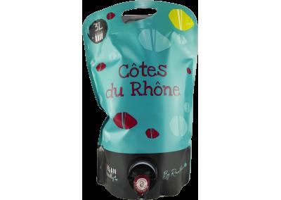 Pouch Tradition Blanc (Côtes-du-Rhône)