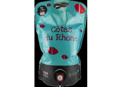Pouch Tradition Rouge (Côtes-du-Rhône)