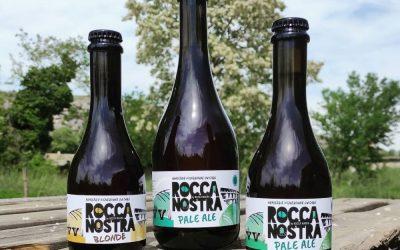Lancement de la «Brasserie Vigneronne du Gard» avec la Rocca Nostra !