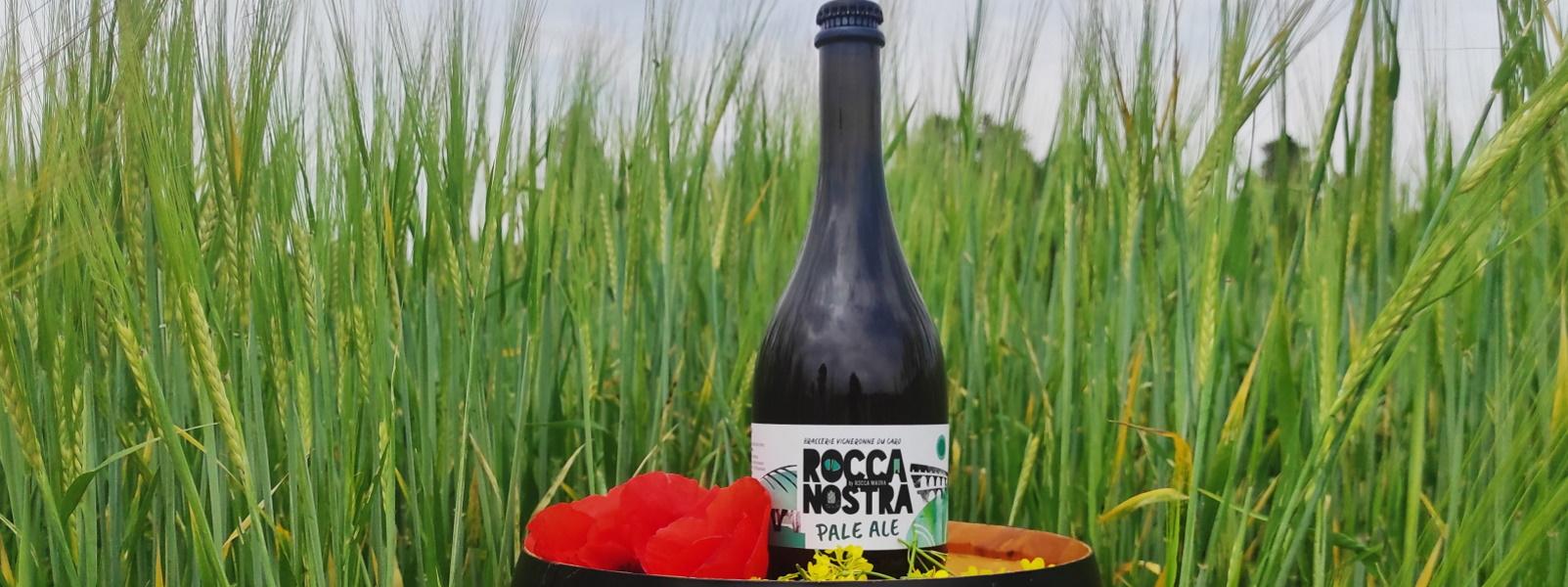 Bière Pale Ale Rocca Nostra 33cL