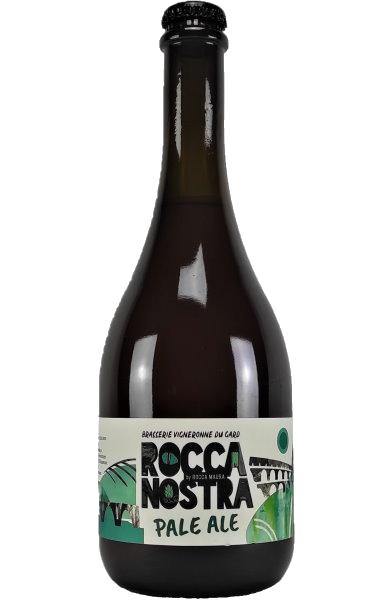 Bière Pale Ale Rocca Nostra 75cL