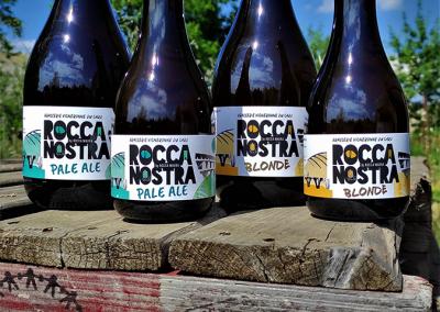 Nos bières Rocca Nostra